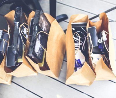 Le sac publicitaire de tendance et de la mode