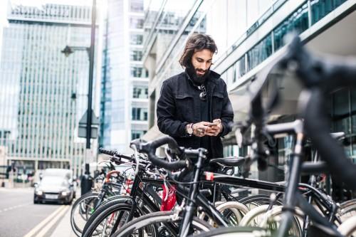 Le point sur le stationnement des vélos en ville