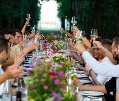 soirée entre amis pour une fête réussie